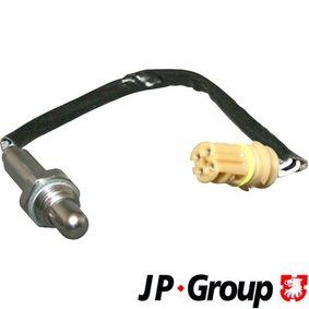 JP GROUP Sonda Lambda 1493800400 con OEM número 11781742050