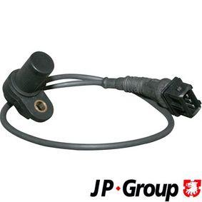 Sensor, posición arbol de levas Número de polos: 3polos, Long. cable: 415mm con OEM número 1214 7539 165