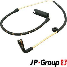 Sensor, Bremsbelagverschleiß mit OEM-Nummer 34-35-1-163-065