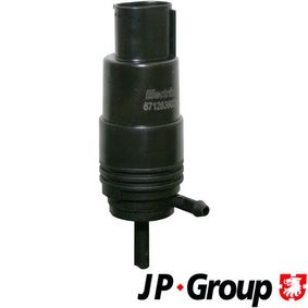 JP GROUP  1498500300 Waschwasserpumpe, Scheibenreinigung Spannung: 12V