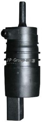 JP GROUP  1498500400 Waschwasserpumpe, Scheibenreinigung Spannung: 12V, Anschlussanzahl: 1