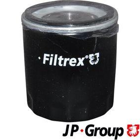 Filtre à huile Ø: 76mm, Diamètre intérieur 2: 61mm, Diamètre intérieur 2: 70mm, Hauteur: 86mm avec OEM numéro 7496144