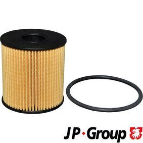 JP GROUP Oljefilter 1518503500 med OEM Koder 1109Z1