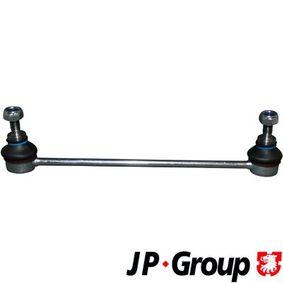Rod / Strut, stabiliser with OEM Number 1 127 648