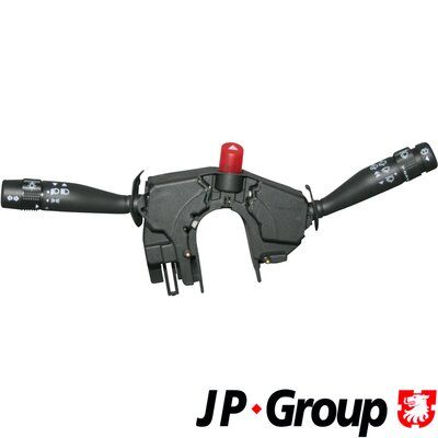 JP GROUP  1596200600 Steering Column Switch Number of connectors: 20, with light dimmer function, with wipe interval function, with wipe-wash function