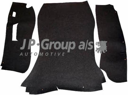 Fußmattensatz für Fahrzeuge ohne Bremskraftverstärker  schwarz  preiswert 1689500310