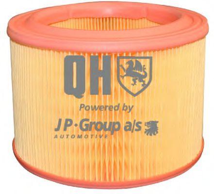 JP GROUP  4118604209 Luftfilter Höhe: 124mm