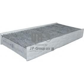 Filter, Innenraumluft Länge: 314mm, Breite: 152mm, Höhe: 40mm mit OEM-Nummer 6479-43