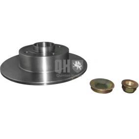Bremsscheibe Bremsscheibendicke: 8mm, Ø: 240mm mit OEM-Nummer 82 00 038 305