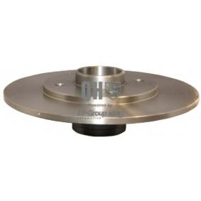 Bremsscheibe Bremsscheibendicke: 8mm, Ø: 238mm mit OEM-Nummer 77.01.204.302