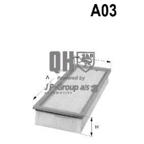 Filtro aria Lunghezza: 302mm, Largh.: 175mm, Alt.: 46mm, Lunghezza: 302mm con OEM Numero 487 6199