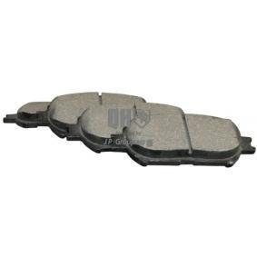 Bremsbelagsatz, Scheibenbremse Dicke/Stärke: 17,3mm mit OEM-Nummer 04465 33 250