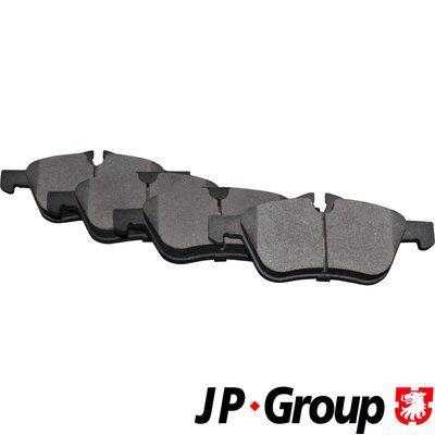 JP GROUP  6063600210 Bremsbelagsatz, Scheibenbremse Dicke/Stärke: 18,3mm