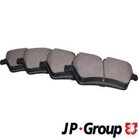 Bremsbelagsatz, Scheibenbremse Dicke/Stärke: 17,8mm mit OEM-Nummer 3411 6778 320
