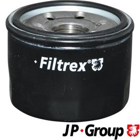JP GROUP  6118500100 Ölfilter Ø: 66mm, Innendurchmesser 2: 54mm, Innendurchmesser 2: 62mm, Höhe: 58mm
