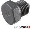 OEM Sealing Plug, oil sump JP GROUP 8194012 for AUDI