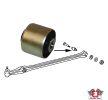 JP GROUP beidseitig, Vorderachse, Gummilager, Querlenker 8140200100