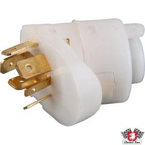 JP GROUP Zünd-/Startschalter 8190400600 für AUDI 80 (81, 85, B2) 1.8 GTE quattro (85Q) ab Baujahr 03.1985, 110 PS
