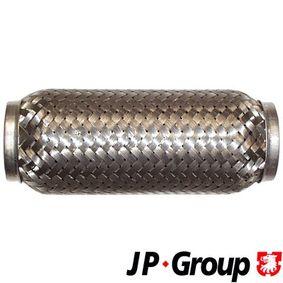 Flexrohr, Abgasanlage Länge: 190mm, Innendurchmesser: 50mm mit OEM-Nummer 854559