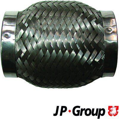 JP GROUP  9924200500 Flexrohr, Abgasanlage Länge: 100mm, Innendurchmesser: 50mm