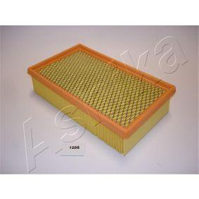 Luftfilter Länge: 237,4mm, Breite: 140,4mm, Höhe: 58mm, Länge: 237,4mm mit OEM-Nummer 2232 400QAB