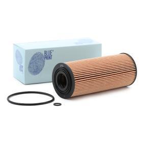 Schläuche und Leitungen VW PASSAT Variant (3B6) 1.9 TDI 130 PS ab 11.2000 BLUE PRINT Ölfilter (ADV182117) für
