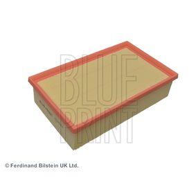 Luftfilter Länge: 292mm, Breite: 176,5mm, Höhe: 70,7mm mit OEM-Nummer 5Q0129620D