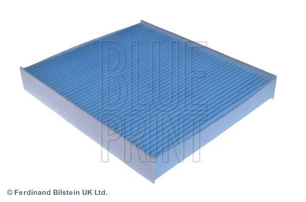 BLUE PRINT  ADV182512 Filter, Innenraumluft Länge: 257mm, Breite: 224,0mm, Höhe: 35mm