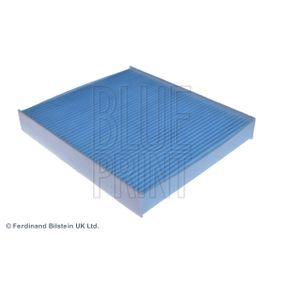 Filter, Innenraumluft Länge: 257mm, Breite: 224,0mm, Höhe: 35mm mit OEM-Nummer 6R0 820 367