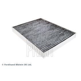 BLUE PRINT Filter, Innenraumluft ADV182523 für AUDI Q7 (4L) 3.0 TDI ab Baujahr 11.2007, 240 PS