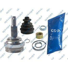 GSP  809032 Gelenksatz, Antriebswelle Außenverz.Radseite: 26, Innenverz. Radseite: 24, Zähnez. ABS-Ring: 46