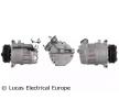 OEM Compresor, aire acondicionado LUCAS ELECTRICAL ACP01016
