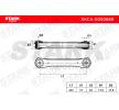 Braccetto oscillante STARK 8199835 Assale anteriore bilaterale, inferiore, Braccio trasversale oscillante