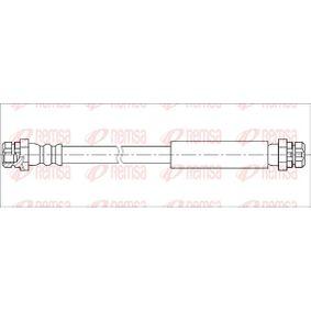 Bremsschlauch Länge: 260mm, Gewindemaß 2: M10x1 mit OEM-Nummer 1K0 611 775B