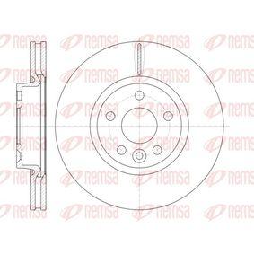 Bremsscheibe Bremsscheibendicke: 28mm, Lochanzahl: 5, Ø: 300mm, Ø: 300mm mit OEM-Nummer 3 073 631 1