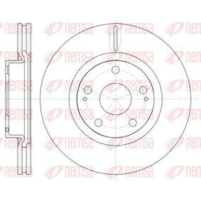 Спирачен диск 61050.10 M-класа (W164) ML 320 CDI 3.0 4-matic (164.122) Г.П. 2005