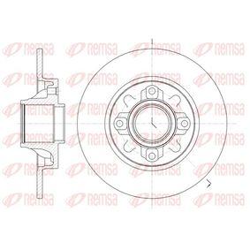 Bremsscheibe Bremsscheibendicke: 9mm, Lochanzahl: 4, Ø: 248,8mm mit OEM-Nummer 42.49.65