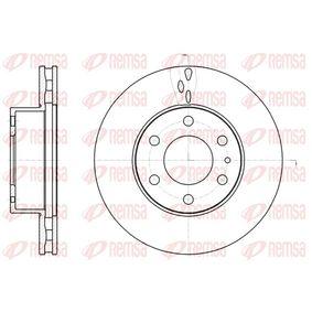 Bremsscheibe Bremsscheibendicke: 28mm, Lochanzahl: 6, Ø: 299,9mm, Ø: 299,9mm mit OEM-Nummer 2996131
