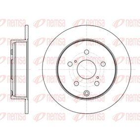 Спирачен диск 61088.00 M-класа (W164) ML 320 CDI 3.0 4-matic (164.122) Г.П. 2009