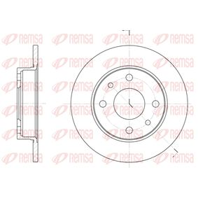 Brake Disc 6110.00 PANDA (169) 1.2 MY 2013