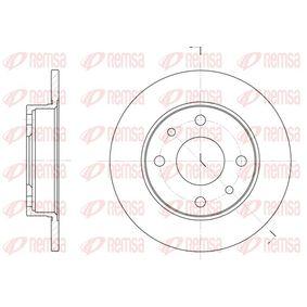 2021 Fiat Panda Mk2 1.2 Brake Disc 6110.00