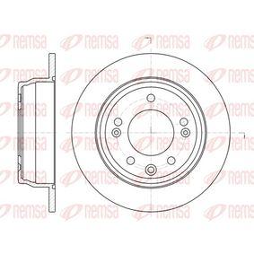 2021 Kia Sportage Mk3 1.7 CRDi Brake Disc 61105.00