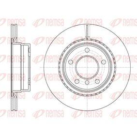 Bremsscheibe Bremsscheibendicke: 20mm, Lochanzahl: 5, Ø: 299,9mm mit OEM-Nummer 34.21.6.764.651