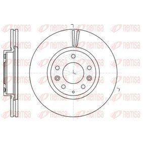 Bremsscheibe Bremsscheibendicke: 25mm, Lochanzahl: 5, Ø: 300mm, Ø: 300mm mit OEM-Nummer G33Y-3325X