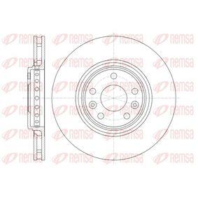 Brake Disc Brake Disc Thickness: 28mm, Num. of holes: 5, Ø: 319,8mm, Ø: 319,8mm with OEM Number 4020 600 03R