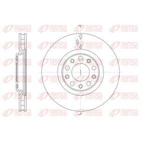 Bremsscheibe Bremsscheibendicke: 28mm, Lochanzahl: 5, Ø: 305,3mm mit OEM-Nummer 517 673 82