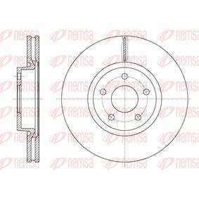 Bremsscheibe Bremsscheibendicke: 28mm, Lochanzahl: 5, Ø: 300mm, Ø: 300mm mit OEM-Nummer 1514427