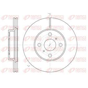 Brake Disc 6635.10 3 Saloon (E90) 318i 2.0 MY 2010