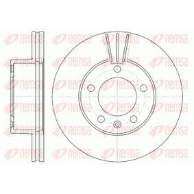 Bremsscheibe Bremsscheibendicke: 28mm, Lochanzahl: 5, Ø: 305mm mit OEM-Nummer 9111 038