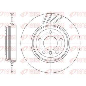 Bremsscheibe Bremsscheibendicke: 22mm, Lochanzahl: 5, Ø: 319mm mit OEM-Nummer 3420 1166 073